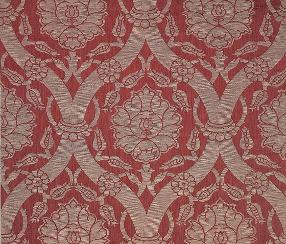 Ankara rojo by Gastón y Daniela | Curtain fabrics