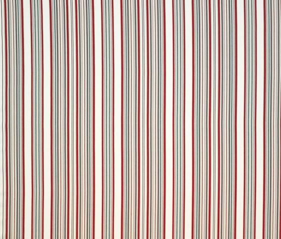 Caribe rojo-lila-agua by Gastón y Daniela | Curtain fabrics