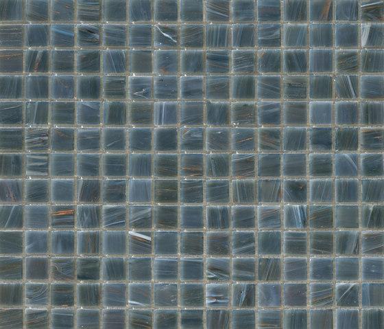 Aurore 20x20 Grigio S. de Mosaico+ | Mosaïques verre