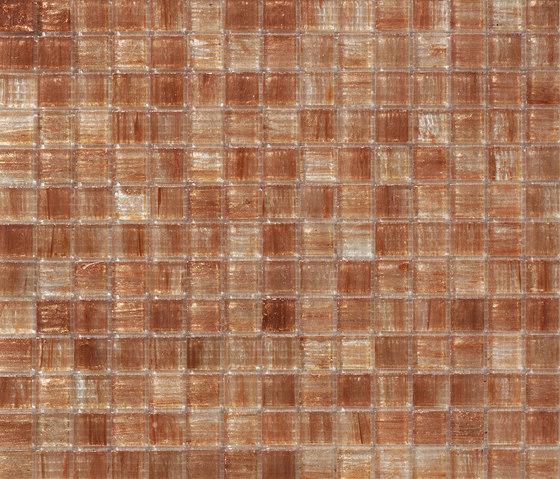 Aurore 20x20 Salmone de Mosaico+ | Mosaicos