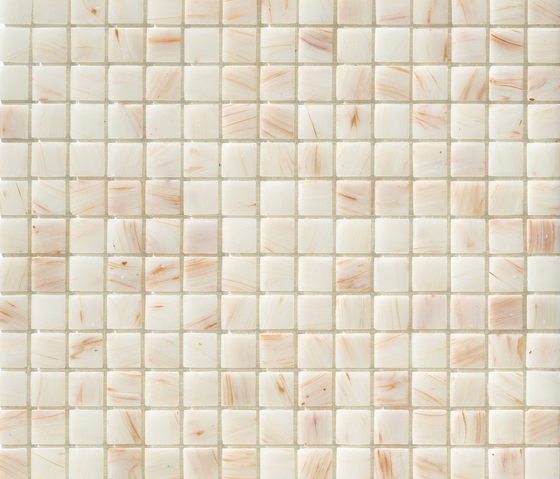 Aurore 20x20 Rosa di Mosaico+ | Mosaici vetro