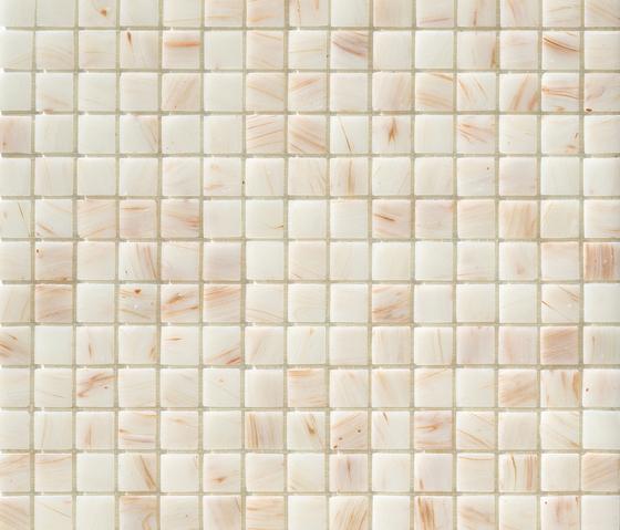 Aurore 20x20 Rosa de Mosaico+ | Mosaïques verre