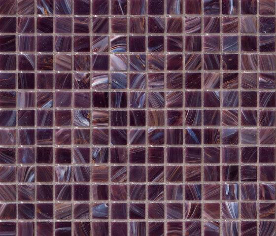 Aurore 20x20 Viola di Mosaico+ | Mosaici