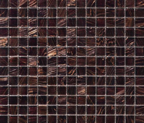 Aurore 20x20 Zaffiro de Mosaico+ | Mosaïques verre
