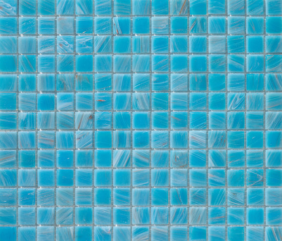 Aurore 20x20 Turchese de Mosaico+ | Mosaicos