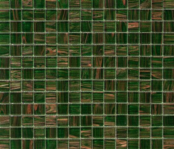 Aurore 20x20 Verde S. de Mosaico+ | Mosaicos
