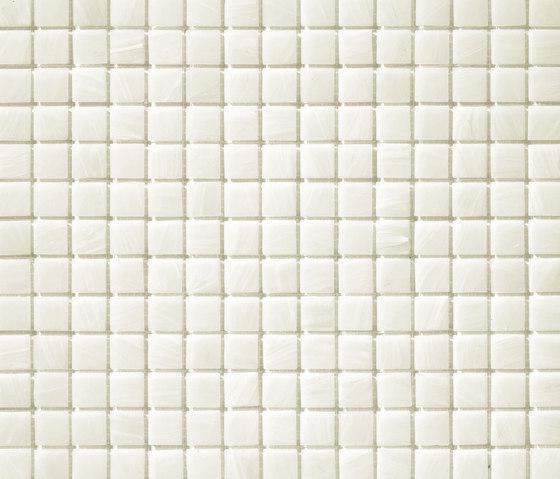 Aurore 20x20 Madreperle by Mosaico+ | Glass mosaics