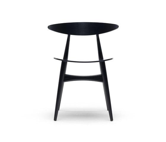 CH33 de Carl Hansen & Søn | Chaises de restaurant