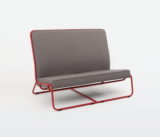 Fancy 2-Seater Sofa de STILTREU | Canapés d'attente
