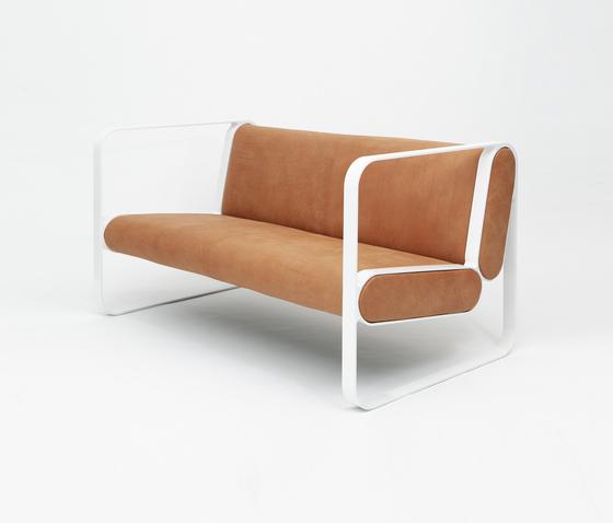 Ova 2-Seater Sofa by STILTREU | Lounge sofas