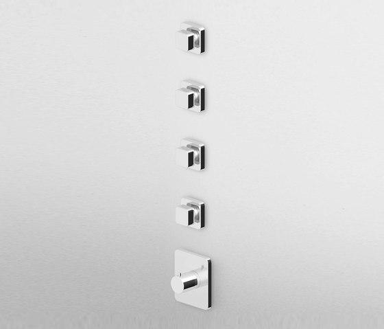Soft ZP7097 by Zucchetti | Shower taps / mixers