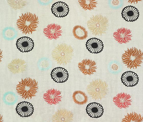 Mexico frambuesa-azul by Gastón y Daniela | Curtain fabrics