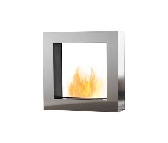 Cubico ST by Safretti | Ventless ethanol fires