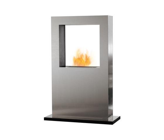 Cubico XT by Safretti | Garden fire pits
