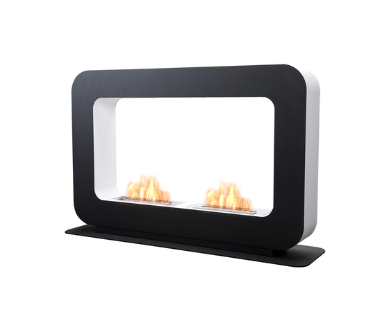 Curva DT by Safretti | Ventless ethanol fires