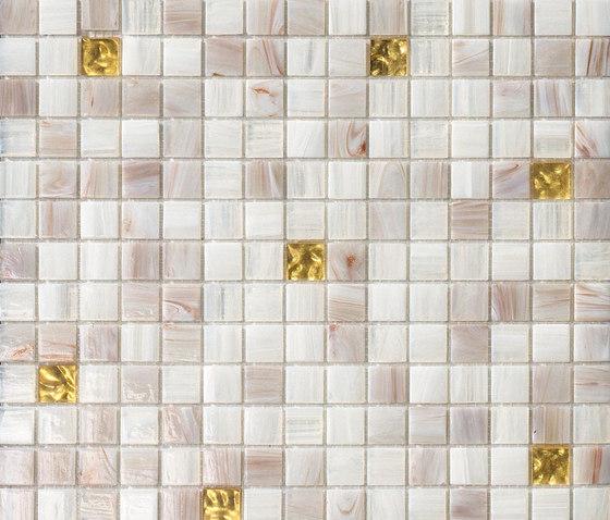 Cromie Oroavorio by Mosaico+   Glass mosaics