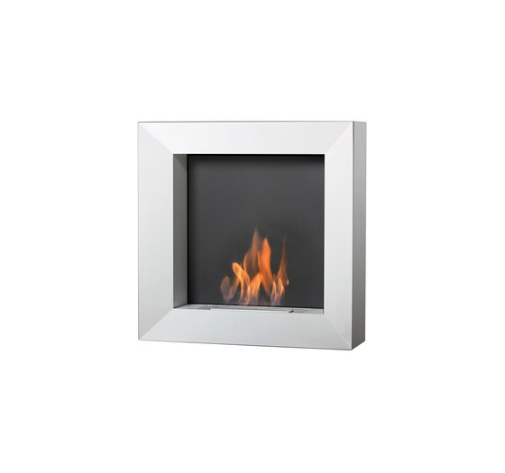 Carré BL by Safretti | Ventless ethanol fires