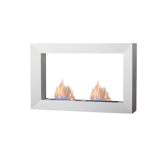 Carré DT by Safretti | Ventless ethanol fires