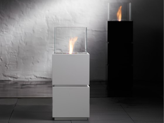 Cube by Safretti | Ventless ethanol fires