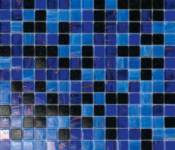 Cromie Blu by Mosaico+ | Glass mosaics