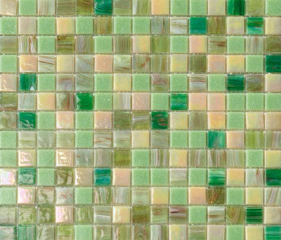 Cromie Verde C. by Mosaico+ | Mosaics