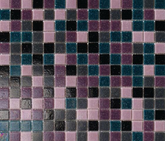Cromie Viola di Mosaico+ | Mosaici in vetro