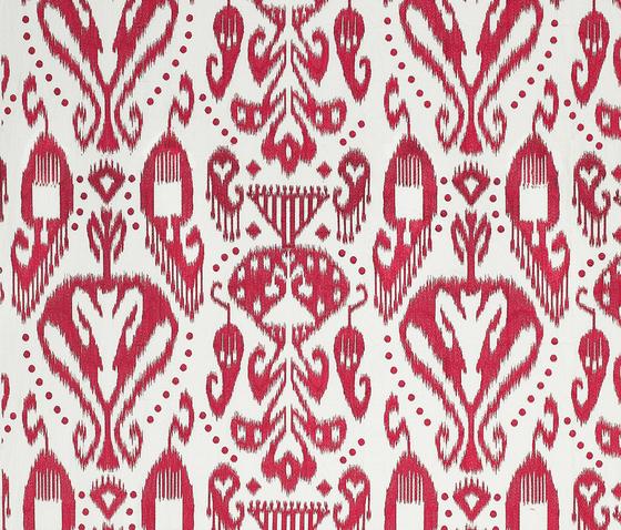 Turkestan rojo by Gastón y Daniela | Curtain fabrics