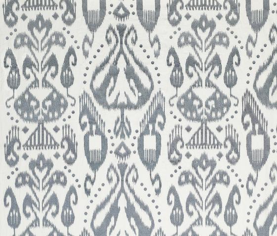 Turkestan cobaldo by Gastón y Daniela | Curtain fabrics