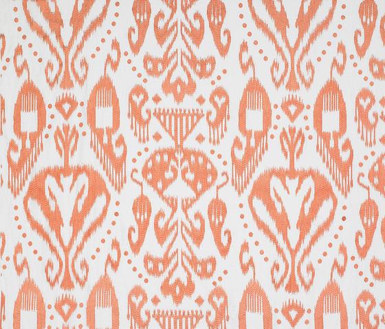 Turkestan naranja by Gastón y Daniela | Curtain fabrics