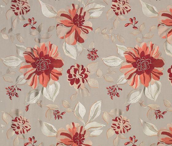 Yalta rojo by Gastón y Daniela | Curtain fabrics