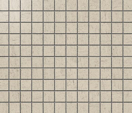 Magma Crema Satin Polished SK Mosaic B by INALCO | Mosaics