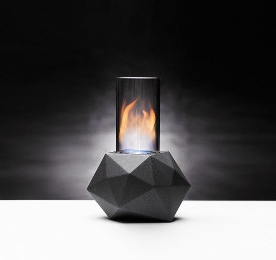 Diamond by Safretti | Ventless ethanol fires