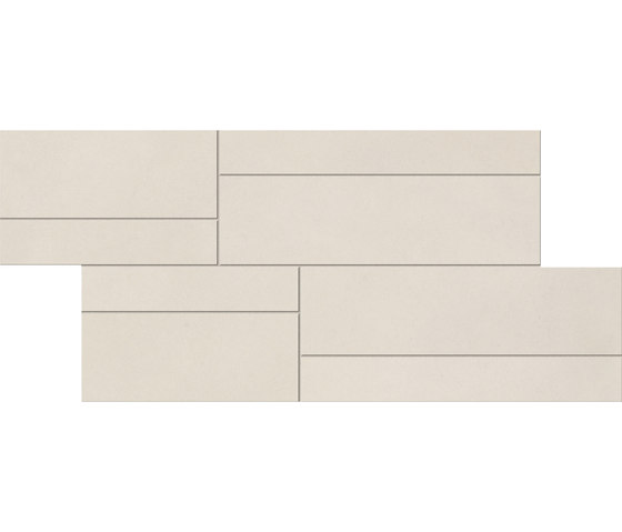 Foster Blanco Mosaic C by INALCO | Mosaics