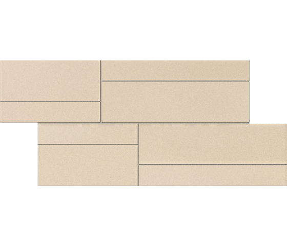 Foster Crema Mosaic C by INALCO | Ceramic mosaics