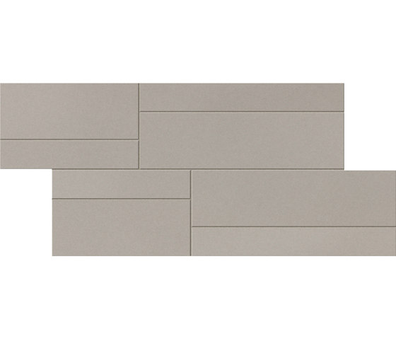 Foster Piedra Mosaic C by INALCO | Ceramic mosaics