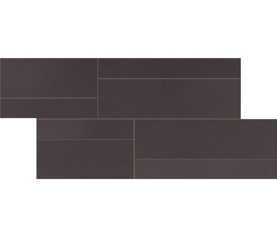 Foster Negro Mosaic C by INALCO | Ceramic mosaics
