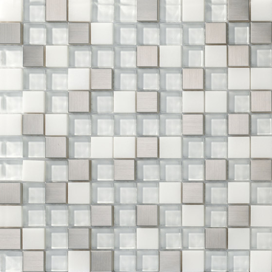Dialoghi Mix op.1 by Mosaico+ | Glass mosaics