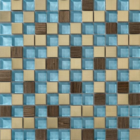 Dialoghi Mix op.6 de Mosaico+ | Mosaïques verre