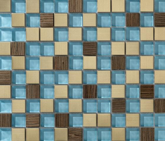 Dialoghi Mix op.6 de Mosaico+ | Mosaicos de vidrio
