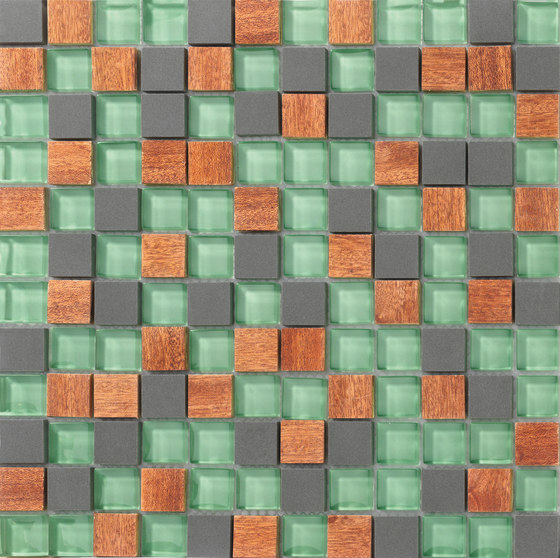 Dialoghi Mix op.5 by Mosaico+ | Glass mosaics