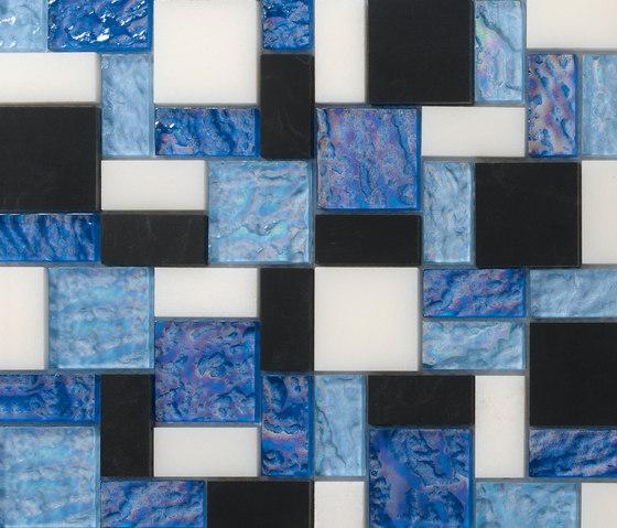 Dialoghi Misura op.1 by Mosaico+ | Glass mosaics