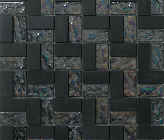 Dialoghi Misura op.4 by Mosaico+ | Glass mosaics