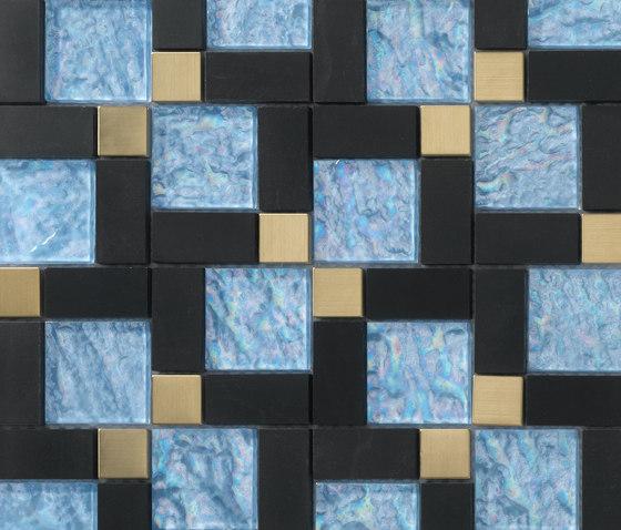 Dialoghi Misura op.6 by Mosaico+ | Glass mosaics