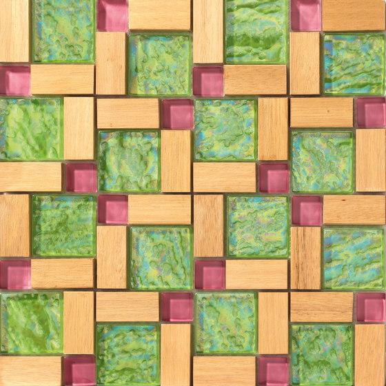 Dialoghi Misura op.7 von Mosaico+ | Glas Mosaike