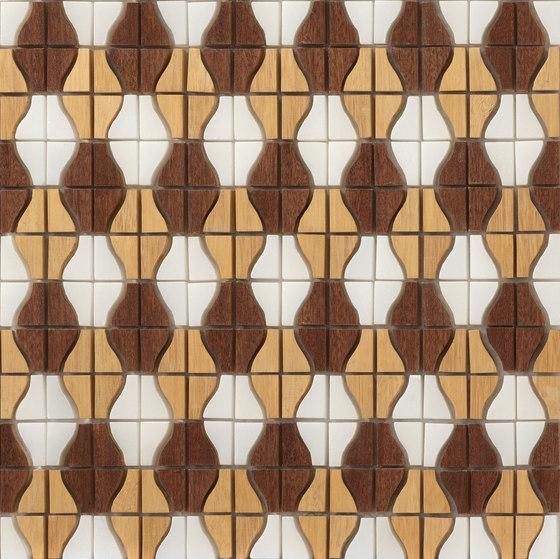 Dialoghi Agile  op.6 de Mosaico+ | Mosaïques en pierre naturelle