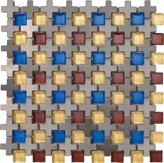 Dialoghi Positivo op.4 by Mosaico+ | Glass mosaics
