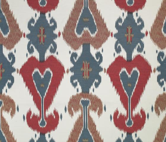 Kazakhstan rojo de Gastón y Daniela | Tissus pour rideaux