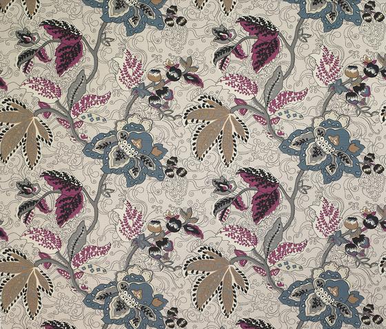 Medellin violeta-azul by Gastón y Daniela | Curtain fabrics