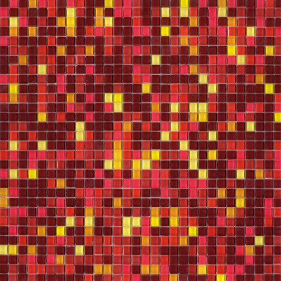 Vetrina Sole G Mix 7 by Mosaico+ | Glass mosaics