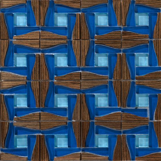Dialoghi Agile op.1 de Mosaico+ | Mosaïques verre